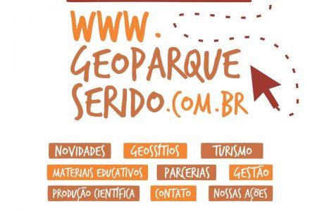 Site do Geoparque Seridó atualizado!